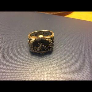 Men's Harley ring